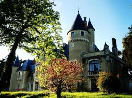 Chateau St.Gaultier, Saint-Gaultier