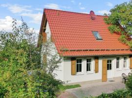 Holiday home Ferienhaus Gernrode 1, Gernrode - Harz (Rieder yakınında)