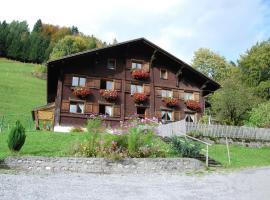 Rinderer, Sonntag (Buchboden yakınında)