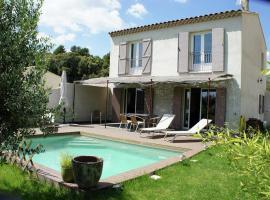 Villa Daphnée, La Motte-d'Aigues (рядом с городом Saint-Martin-de-la-Brasque)