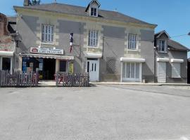 Café de la gare, Beuxes (рядом с городом Марсе)