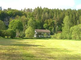 Ferienwohnung Blumenthal, Üxheim (Niederehe yakınında)