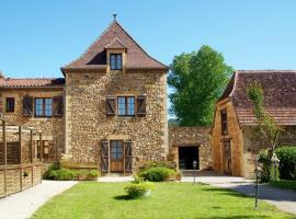 Le Paradis Lucie, Mauzens-et-Miremont (рядом с городом Saint-Félix-de-Reillac-et-Mortemart)