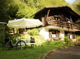 Apartment Feriendorf Reinskopf 1, Schönecken (Winringen yakınında)