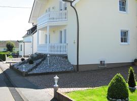 Ferienwohnung Kunz, Guckheim (Oberahr yakınında)