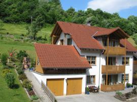 Apartment Karin 2, Bad Rippoldsau-Schapbach (Wildschapbach yakınında)
