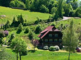 Haus Fischer, Bad Rippoldsau (Wildschapbach yakınında)