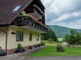 Apartment Haus Am Wald 3, Simonswald (Untersimonswald yakınında)