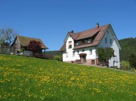 Apartment Tonbach 2, Baiersbronn (Harlisberg yakınında)