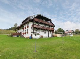 Apartment Manuela 2, Ibach (Oberibach yakınında)