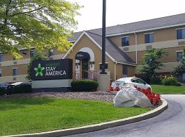 Extended Stay America - Lexington - Tates Creek, Lexington (in de buurt van Nicholasville)