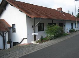 Im Niddertal, Glauburg (Ortenberg yakınında)
