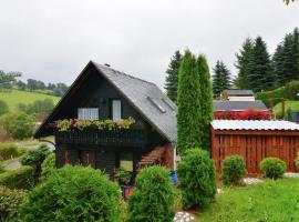 Holiday home An Der Fichtelbergbahn 1, Crottendorf