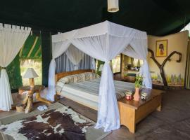 Kibo Safari Camp, Amboseli