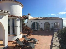 Casa Año Bueno, Sayalonga (Algarrobo yakınında)