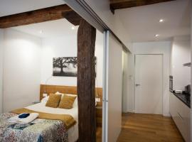 Baps Apartments