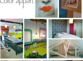 29 color'appart, Caudry