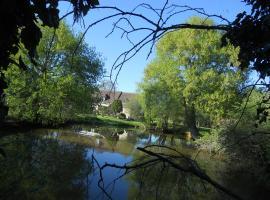 Gîte La Haie, Roézé-sur-Sarthe (рядом с городом Parigné-le-Pôlin)