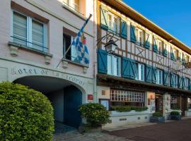 Hôtel La Licorne & Spa, Lyons-la-Forêt (рядом с городом Rosay-sur-Lieure)
