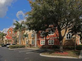 美國西棕櫚灘北角企業園區長住酒店