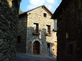 Hostal Rural Aude, Durro