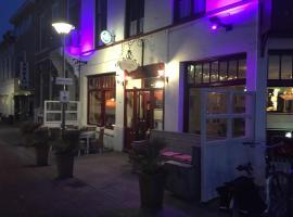 Café pension The Chandelier, Terneuzen