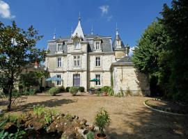 Château D'Og, Форс (рядом с городом Granzay)