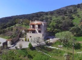Aori Hillside Villa, Kántanos