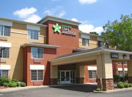 Extended Stay America - Norwalk - Stamford, Norwalk (in de buurt van Westport)