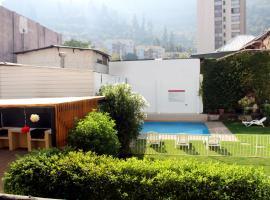 Edificio Mirador II, Santiago (Lo Contador yakınında)
