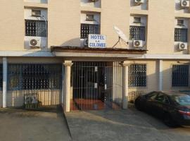 Hotel La Colombe, Abidjan