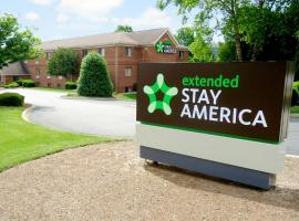 Extended Stay America - Greensboro - Wendover Ave., Greensboro (in de buurt van Guilford)