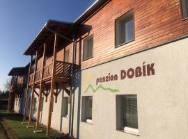 Pension Dobík, Přední Výtoň (Afiesl yakınında)