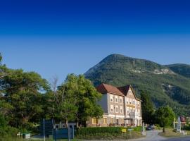 Hôtel Lac Et Forêt, Сент-Андре-лез-Альп (рядом с городом La Mure)