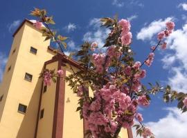 Mirador El Silo, Бельо (рядом с городом Лас-Куэрлас)