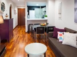 Santa Cruz Luxe Apartment