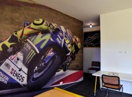 Rental rooms Antonella, Tavullia
