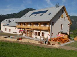 JUFA Hotel Gitschtal, Weissbriach