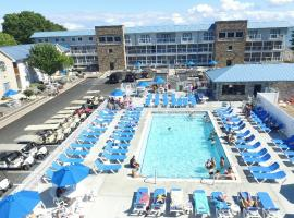 Put-in-Bay Condos 702 Pool View Sleeps 8, Put-in-Bay