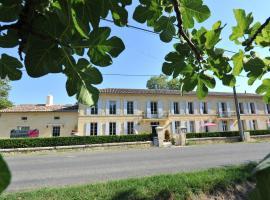 Hôtel Spa Restaurant l'Epicurial, Saint-Pey-de-Castets (рядом с городом Mérignas)
