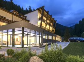Hotel Rosengarten, Нова-Леванте
