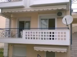 Katerina's Apartments, Skála Foúrkas
