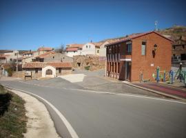 Antigua escuela, Cañada Vellida (Jarque de la Val yakınında)