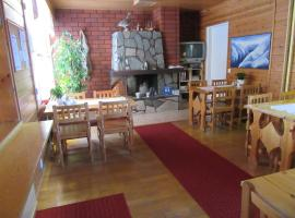 Ruska Bed & Breakfast, Taivalkoski