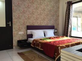 Hotel White City, Anandpur Sāhib (рядом с городом Binewāl)