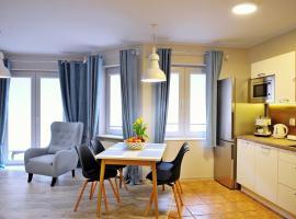 Apartament przy Latarni Morskiej
