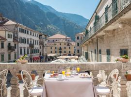 Historic Boutique Hotel Cattaro, Kotor