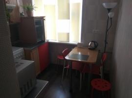 Apartment on Pershamayskaya Street 20