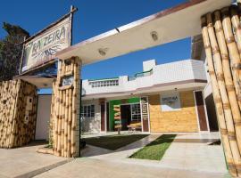 Raizeira Hostel Ecoturismo, Formosa (Planaltina yakınında)