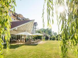 Parkhotel Maximilian Ottobeuren, Ottobeuren (Sontheim yakınında)